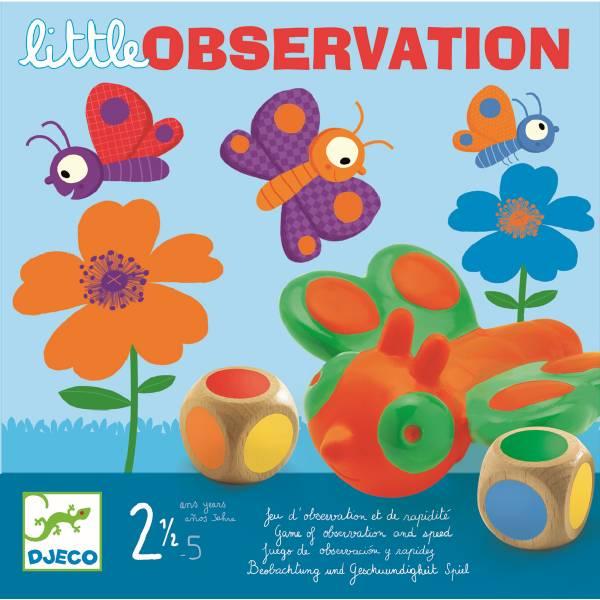 Djeco Toddler Games Little Observation