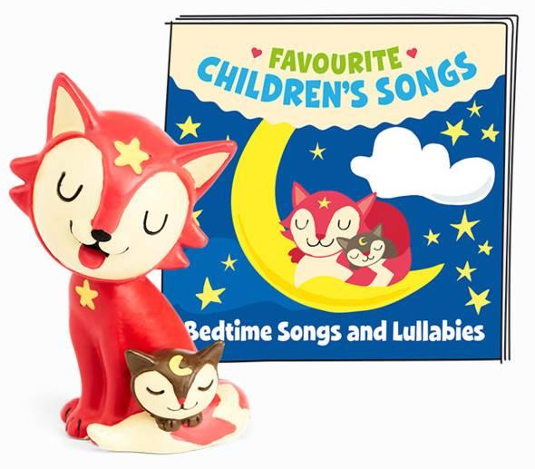 Tonies Favourite Children's Songs - Bedtime Songs and Lullabies (Englische Version)
